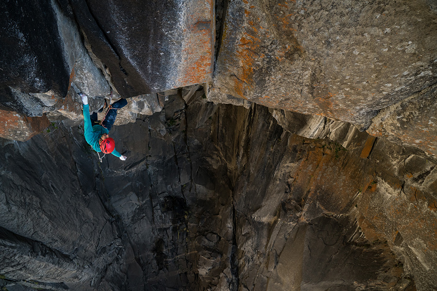 Nicolas Favresse Adds Spectacular New Trad Climb To Yosemite