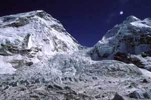 Everest Icefall, arch. Manuel Lugli