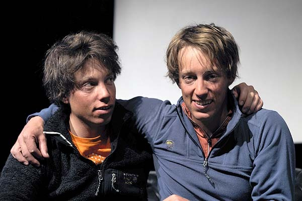 Samuel e Simon Anthamatten, Giulio Malfer