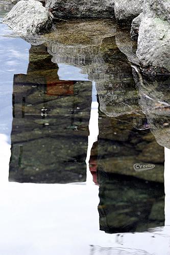 Conta il posto (bellissimo) e conta prendersi un weekend per il boulder–contemplazione della Val di Mello, per il Melloblocco…, Claudio Piscina