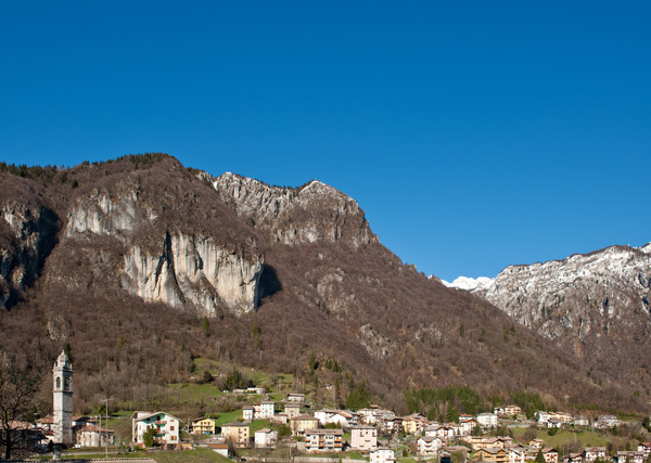 The magnificent crag Cornalba, Giordano Garosio