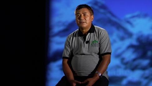Ang Tshering Sherpa, WebTv TrentoFilmFestival