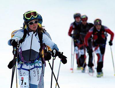 L'epica competizione che si svolge in Val d'Aosta fu istituita nel 1933 dallo Ski Club Torino e dal Club Alpino Accademico Italiano per commemorare l'amico Ottorino Mezzalama morto nel '31 sotto una valanga mentre stava per portare a termine la prima traversata delle Alpi con gli sci., Giulio Malfer