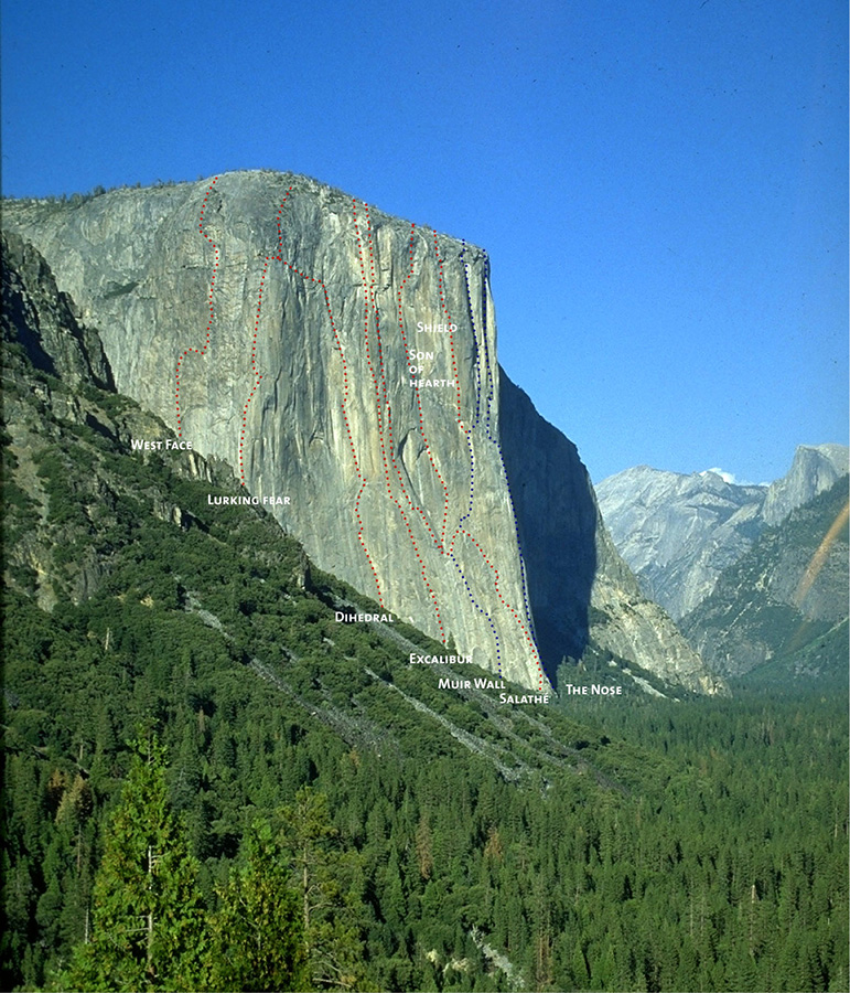 El Capitan, Yosemite, USA