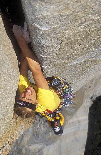 Su Freerider, Yosemite., ohn Dickey