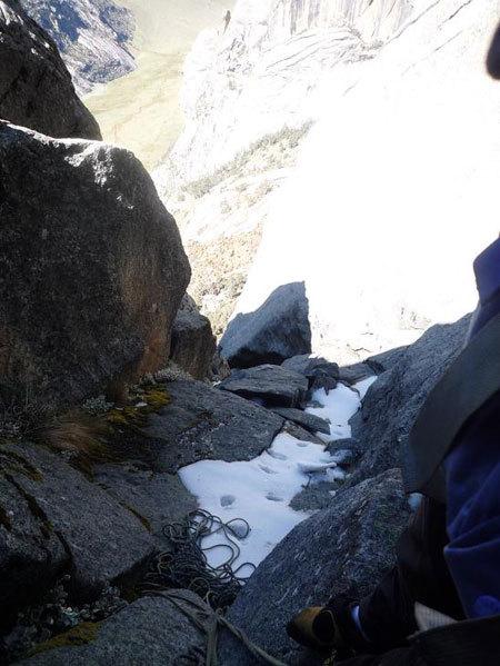 """Day 3 """"El sueño de los excluidos"""" Nevado Shaqsha (5703m, Huantsàn massif, Cordigliera Blanca, Perù), www.g-prodz.com"""