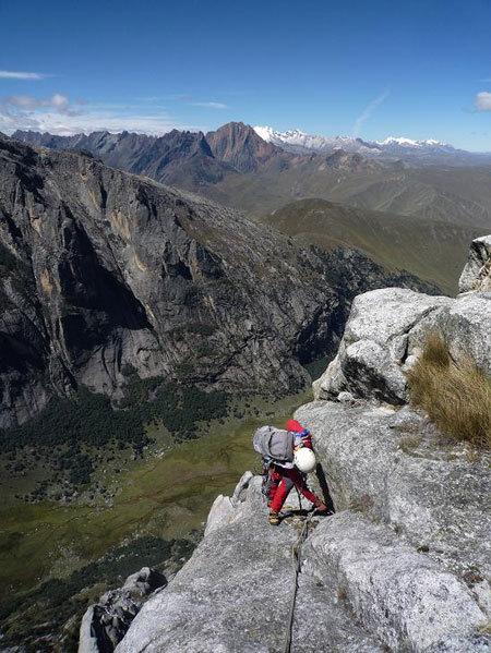 """Day 4 """"El sueño de los excluidos"""" Nevado Shaqsha (5703m, Huantsàn massif, Cordigliera Blanca, Perù), www.g-prodz.com"""