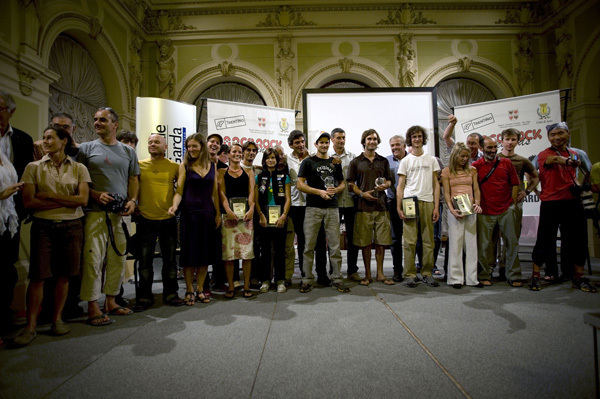 Arco Rock Legends 2009 - the nominees and the international Jury, Giulio Malfer