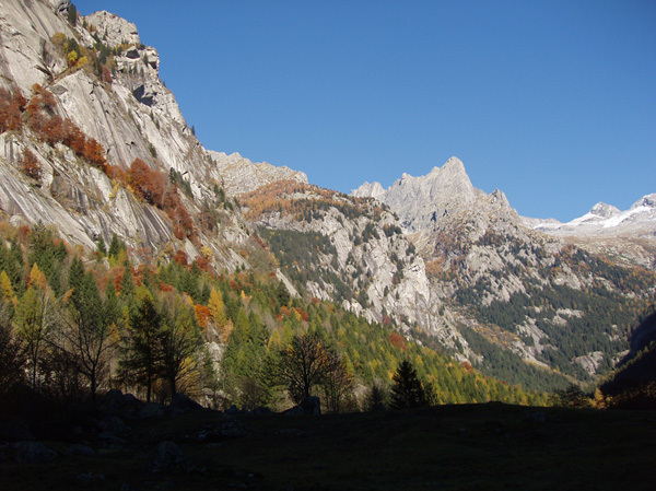 Autumn colours in Val di Mello, Andrea Gaddi