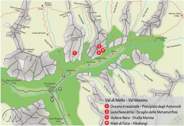 Val di Mello, Andrea Gaddi
