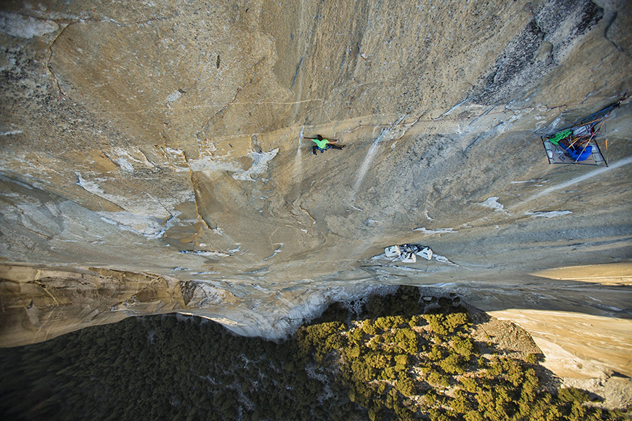 6135e308 Dawn Wall El Capitan, behind the scenes of the Tommy Caldwell and Kevin  Jorgeson masterpiece