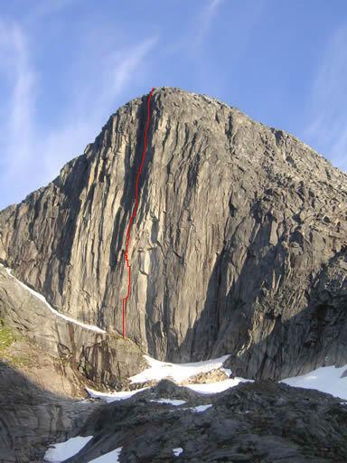 Tingeling (400m 7c+), Blamann, Kvaløya, Norvegia, Reinhard Fichtinger