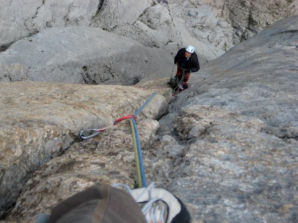 40 anni rifugio Falier, Marmolada, Dolomiti, arch Mittersteiner / Renzler
