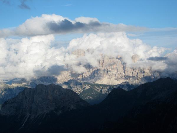 40 anni rifugio Falier, Marmolada, Dolomites, arch Mittersteiner / Renzler