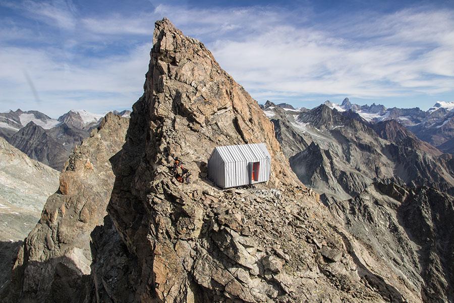 Materassi Aosta.Bivacco Luca Pasqualetti Morion Valle D Aosta