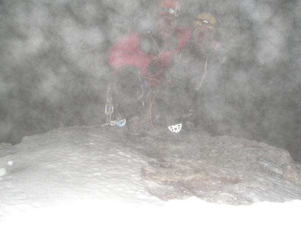 Cima!!!! e neve, arch Alessandro Baù