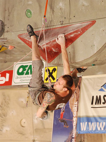 Tomasz Mrazek, IFSC - International Federation of Sport Climbing