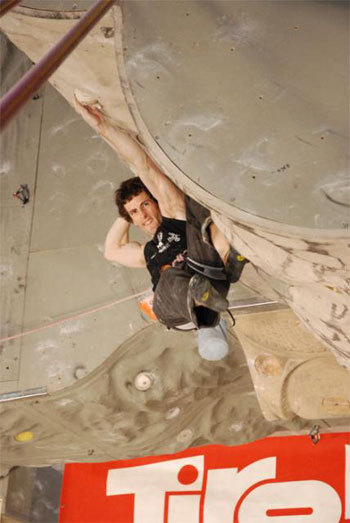 Patxi Usobiaga, IFSC - International Federation of Sport Climbing