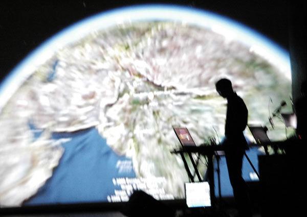 """""""20mila piedi sopra il mare"""", Spettacolo multimediale di Alberto Peruffo per la prima volta in Lombardia all'Auditorium San Fedele, via Hoepli 3/5, Milano, arch. A. Peruffo"""