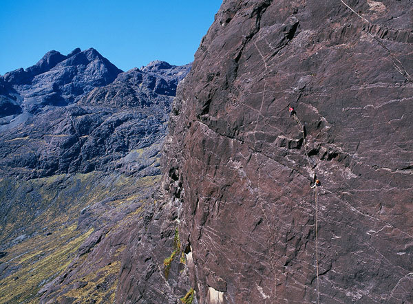 Skye Wall, Skye Wall, Loch Coruisk, Scotland, Alastair Lee