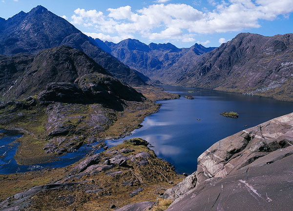 Loch Coruisk, Scotland, Alastair Lee