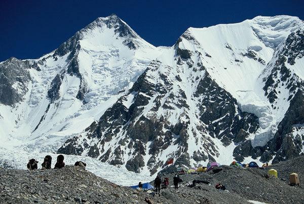Campo Base Gasherbrum, M. Lugli