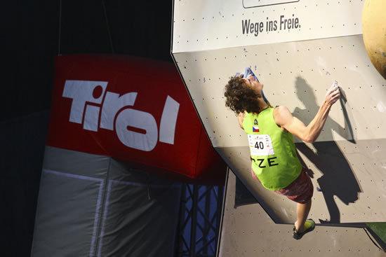 Adam Ondra, www.euro-2010.at