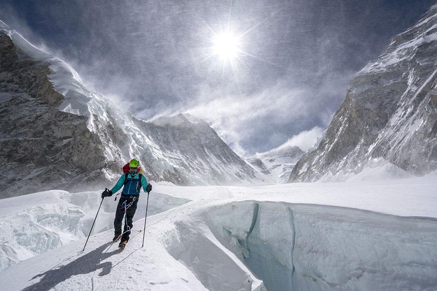 Everest TenjiJon Reality Climb With Griffith Sherpa Virtual kTPuXOZi