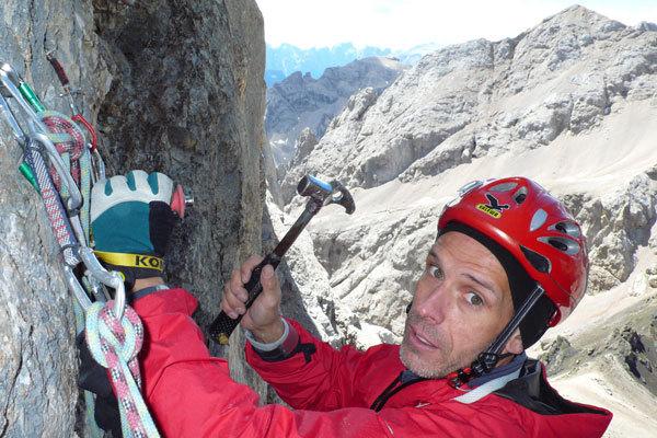 Michele Cagol, 4° tiro AlexAnna, arch. R. Larcher
