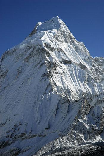 Jasemba 7350m, arch. Hans Kammerlander