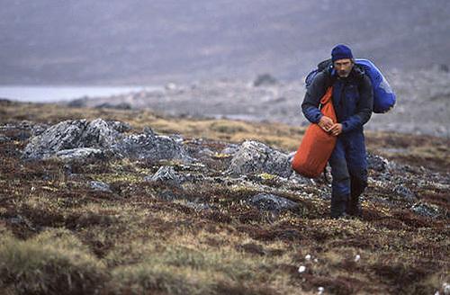 Kurt Albert, Baffin Island, Gerd Heidron