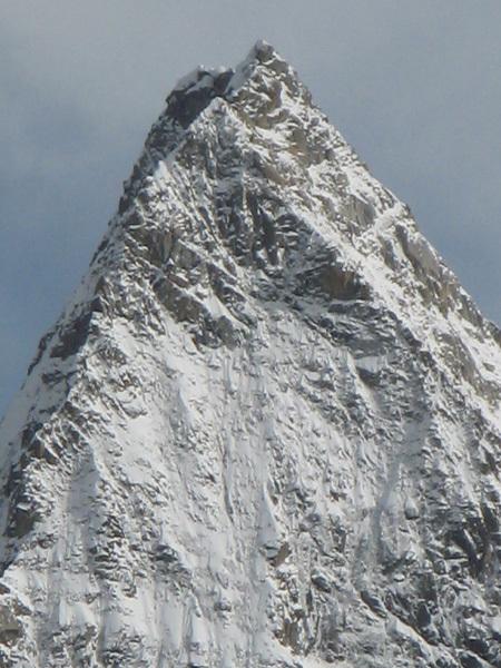 Manamcho (6264m), Tibet, Mick Fowler