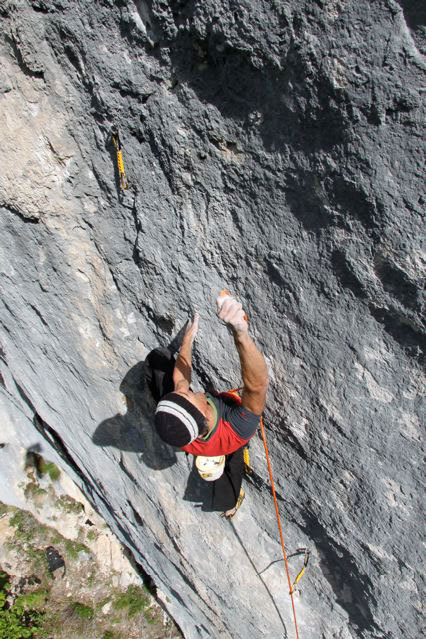 Manolo on Stramonio - Val Noana (Primiero, Dolomites), Walter Bellotto