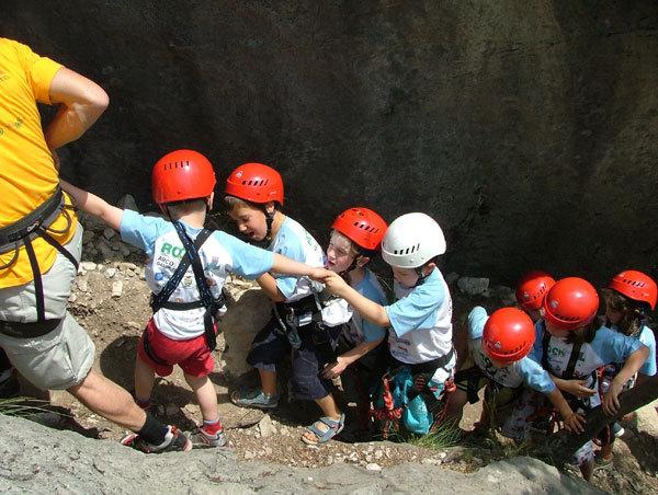 Tutti al Climbing Campus, Planetmountain.com