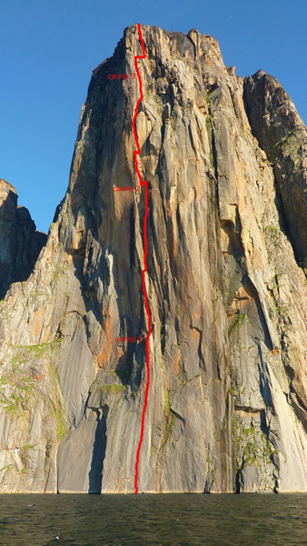 Devil's brew 850m 5.12+ Impossible Wall, Favresse archive