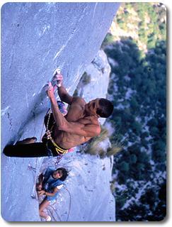 Verdon 1989: Les braves gens ne courrent pas les routes, arch Pietro Dal Prà