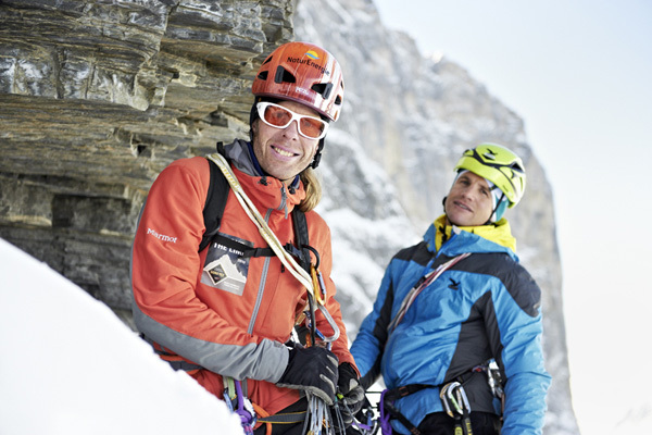 Robert Jasper (42) and Roger Schäli (31), Frank Kretschmann
