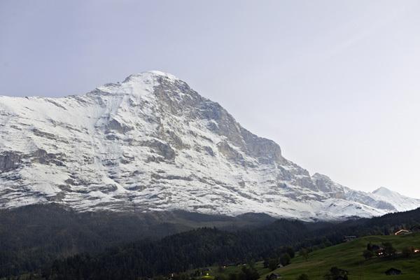 La parete nord del Eiger, Frank Kretschmann