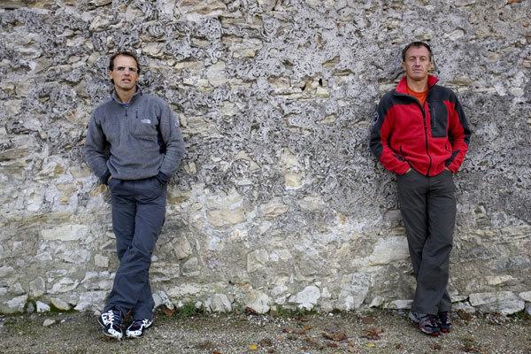 Simone Moro, Denis Urubko, arch. Simone Moro