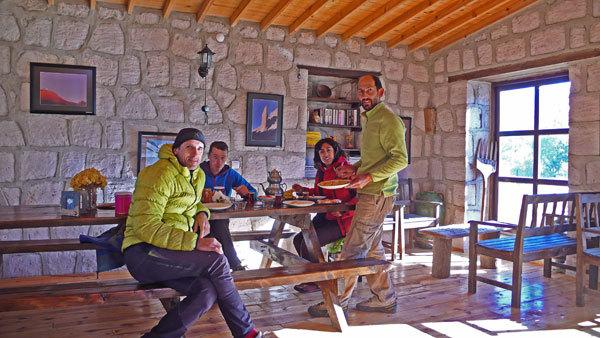 Caffè Santiye Camping Aladaglar, Ince Recep