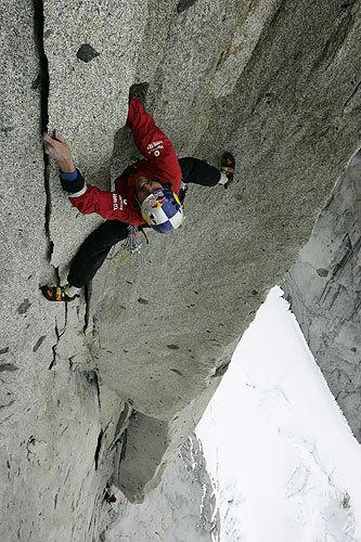 XV Piolet d'or Cerro Murallon, Stefan Glowacz, Robert Jasper, Glowacz, Jasper