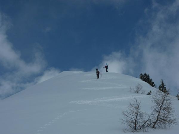 Cima Nassere - Non solo scialpinisti!, Alessandro Beber