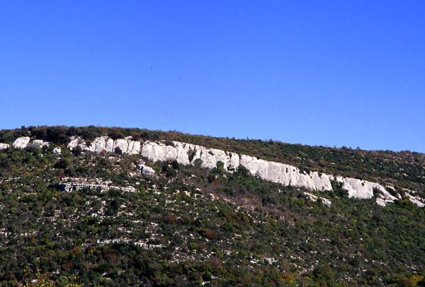 La falesia di Dvigrad, Istria, Croazia., Loris Marin