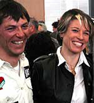 Fabio Meraldi & Manuela Di Centa, Giulio Malfer