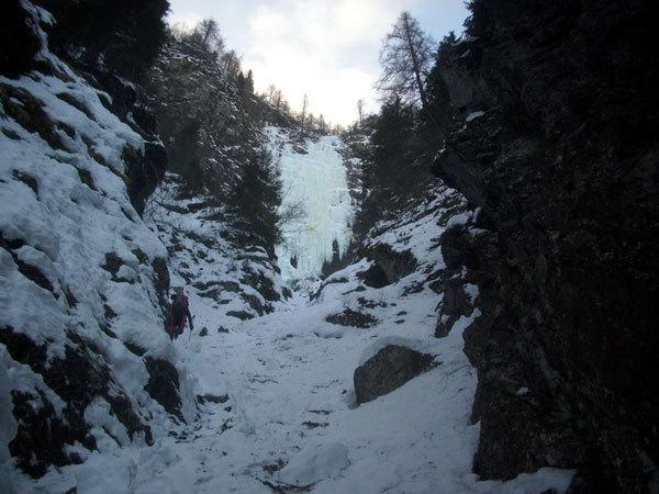 Canale avvicinamento di Adrenalina, arch. Beppe Ballico