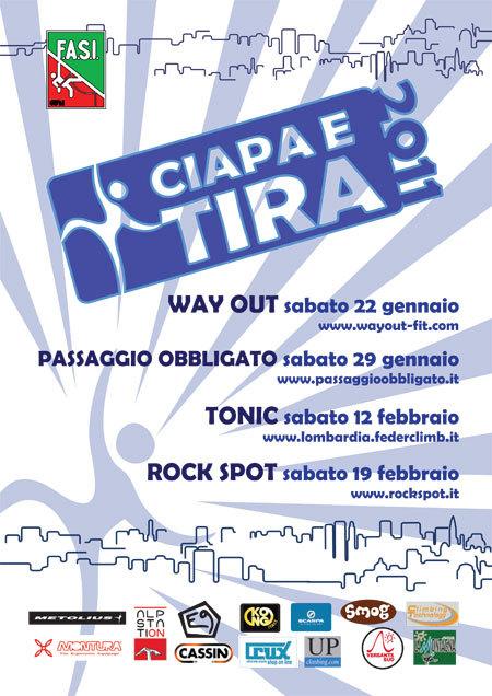 Ciapa & Tira 2011, arch. Ciapa & Tira
