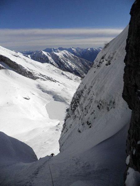 Quando soffiano le valanghe, Alta Val Bognanco, arch. G. Pagnoncelli