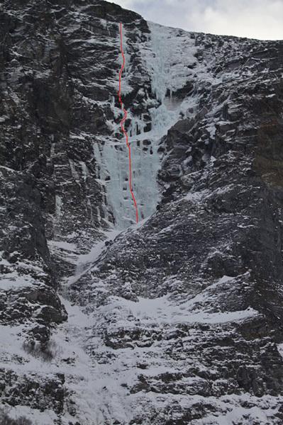 Stalker WI6/M7 700m, Sordalen, Norway, Hannes Mair