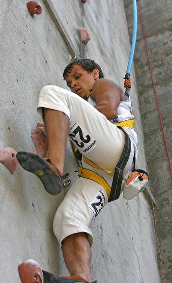 Sergey Sinitsyn, Speed Rock