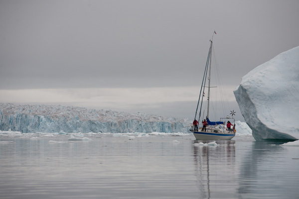 Greenland Big Walls Expedition, arch Piolet d'Or